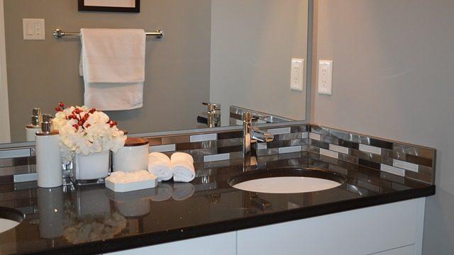 洗面所の汚れ防止の方法
