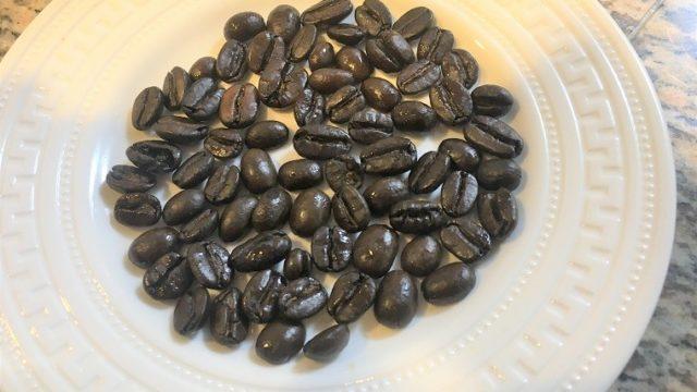 自家焙煎珈琲マウンテンのコーヒー豆