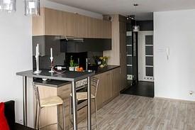 賃貸の狭いキッチン