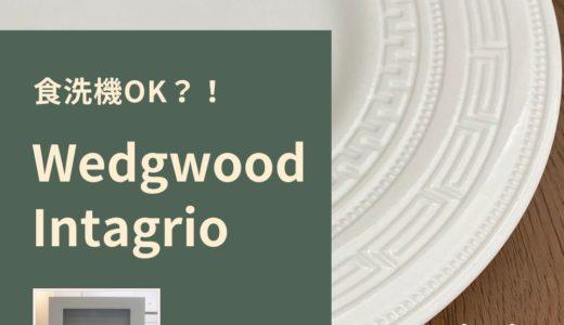 【食洗機OK⁈】Wedgwood(ウェッジウッド)のIntaglio(インタグリオ)はずっと使える永遠のデザイン