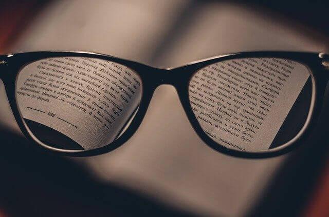 度数があったメガネでクリアな視界