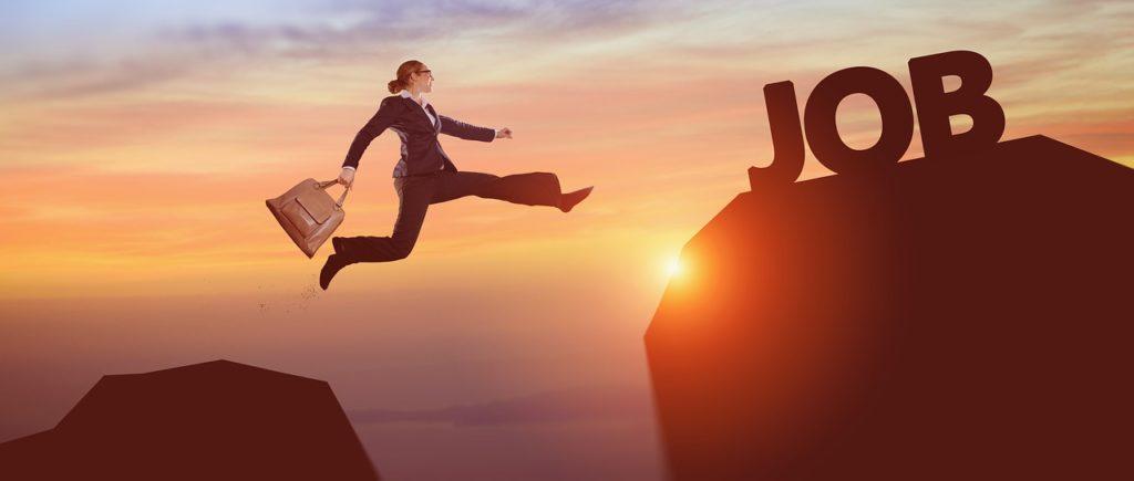 ブラック企業での経験を元に転職に成功