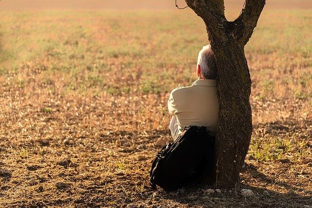 独りで老後は寂しい